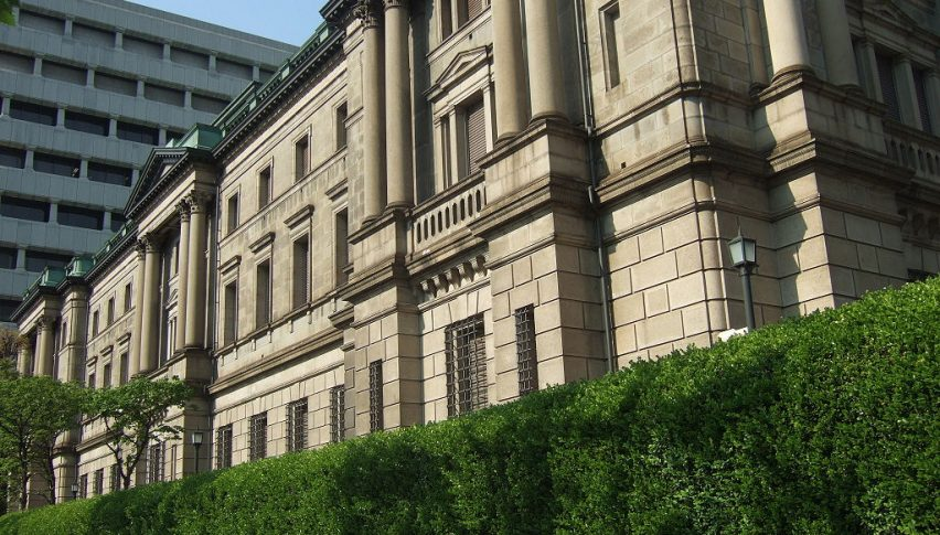 BOJ Keeps Monetary Policy Steady, Expresses Optimism About Economic Recovery