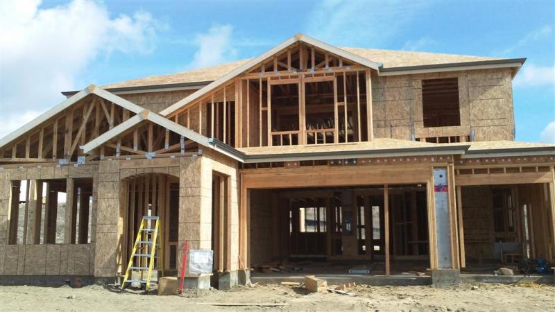 Housing is booming in the US