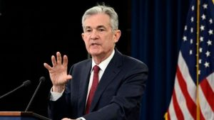 The FED definitely is not looking at easing further