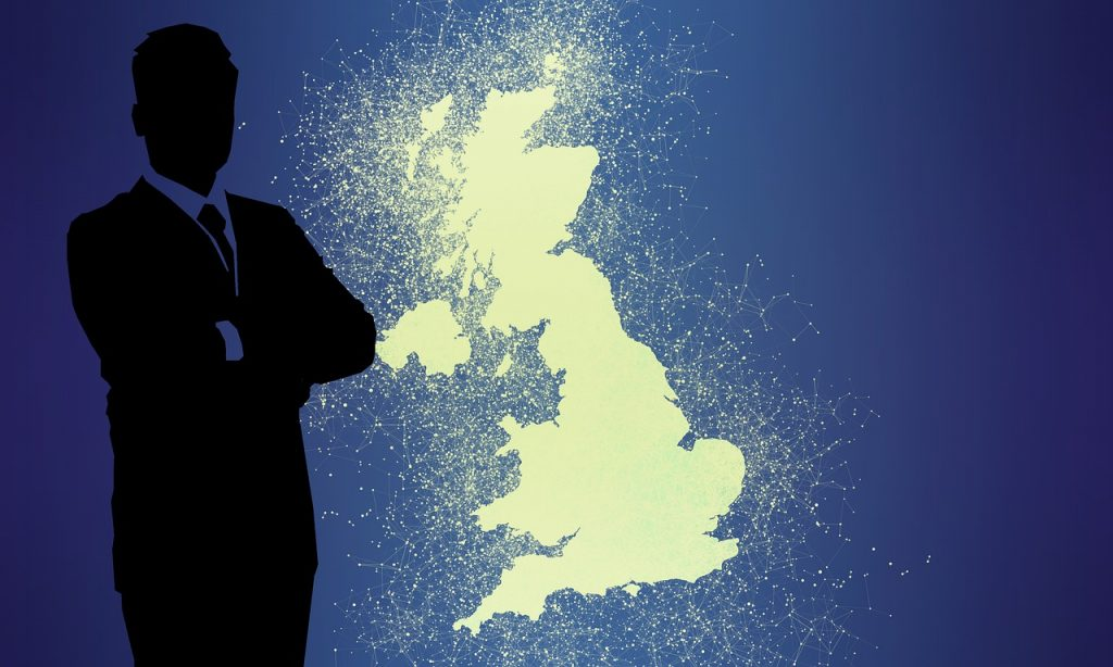 UK's Business Confidence Rises Into Positive Territory in Q1 2021