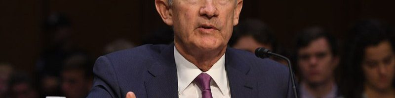 FED's president Jerome Powell testified this week