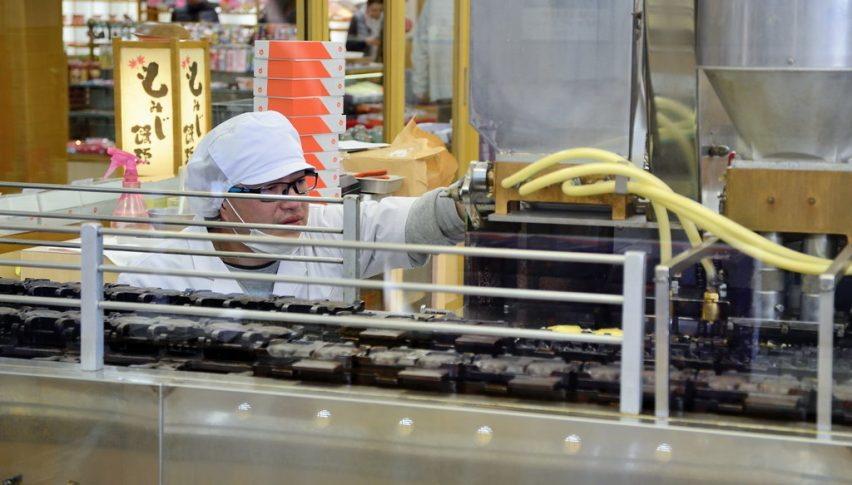 Japan's Industrial Production Suffers Contraction in February