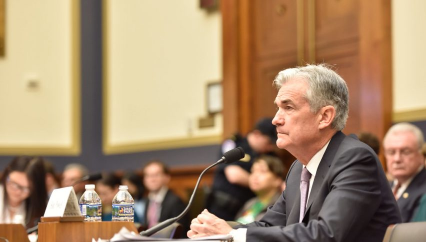 Fed Chair Powell Signals Readiness to Intervene in Case Inflation Pressures Rise