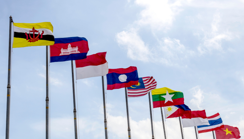 ASEAN plus countries China, Japan, South Korea committed full support to financial stability