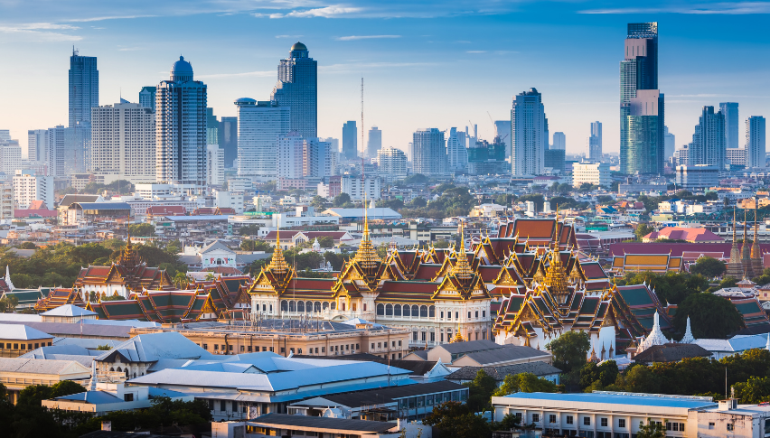 Thailand to use the dip-chip machine to verify new crypto users