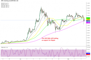 Ripple is finding it difficult to bounce higher though