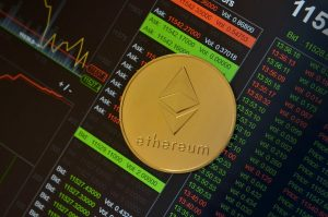 Ethereum trading in green again now