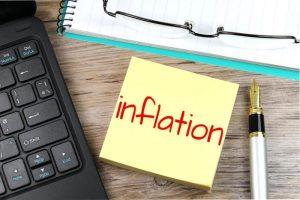 CPI inflation is increasing everywhere around the globe
