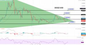 Dogecoin - DOGE/USD Chart