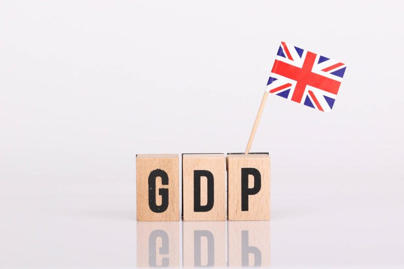 GBP/USD Reverses Down, Despite the UK GDP Growing