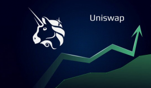 Uniswap is on the rise.