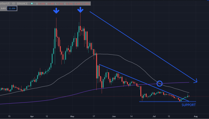 Has NEO bottomed?