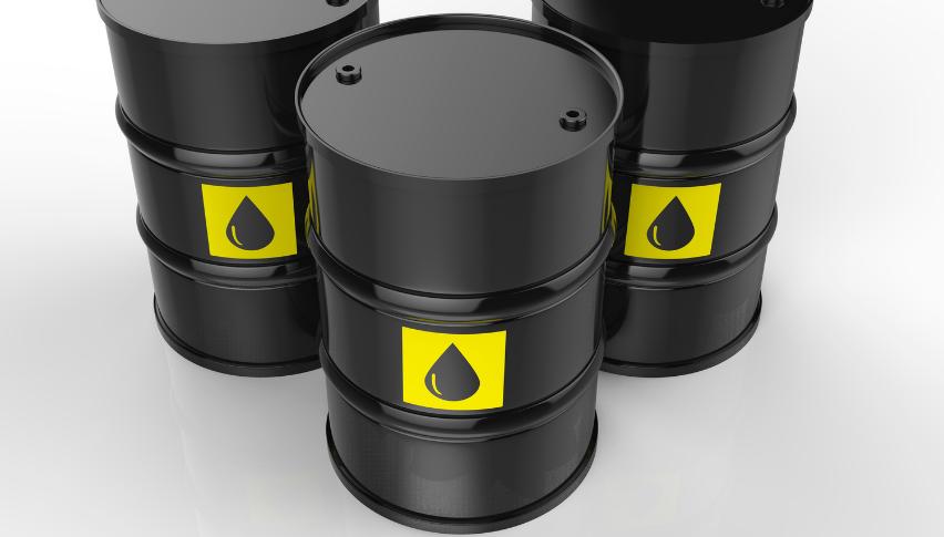 Higher energy prices sending Oil up