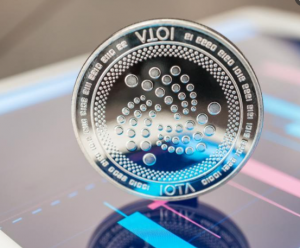 Iota soars close to the $2 resistance level.