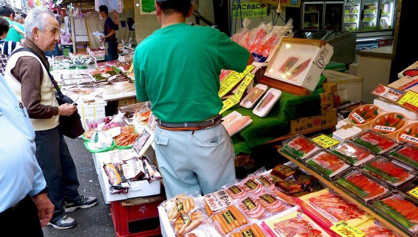 Japan's Household Spending Posts Weak Rise in July, Misses Forecast