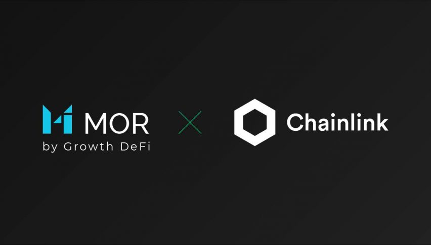 Growth DeFi Announces Chainlink Price Feeds' Integration Ahead of Launch of MOR Stablecoin
