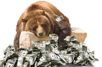 The bears are taking hold of Theta.