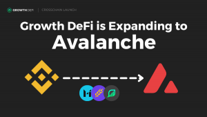 Growth DeFi to Offer Full Integration Into Avalanche's Ecosystem, Partners With Trader Joe